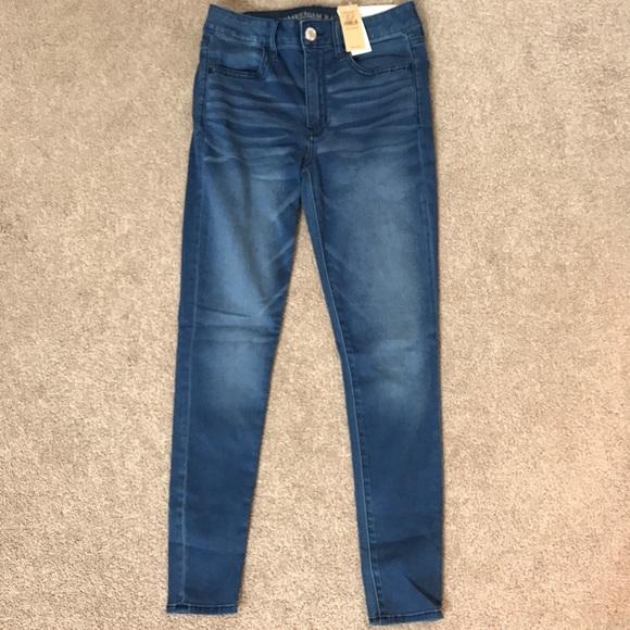 American Eagle Outfitters Denim - American Eagle Super Super Stretch X Jeans